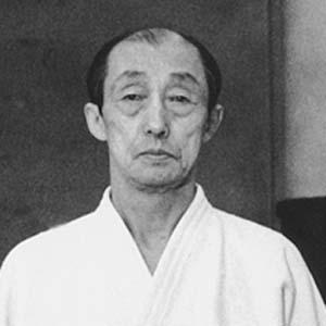 Kenji Tomiki, 8e dan d'aikido, 8e dan de judo et fondateur du style d'aikido Shodokan